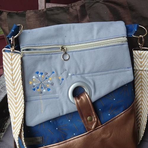 Makerist - Handtasche Dea by Miss Lilu - Sandymade  - Nähprojekte - 2