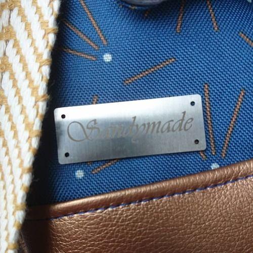 Makerist - Handtasche Dea by Miss Lilu - Sandymade  - Nähprojekte - 3
