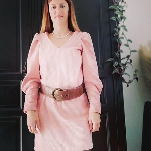 Makerist - Robe Alice - #makeristalamaison - 1
