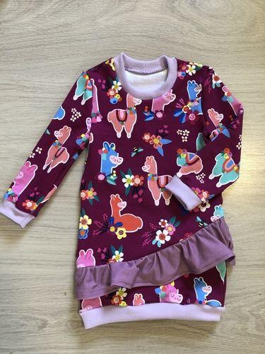 Makerist - Ma robe Flo en jersey tout doux - Créations de couture - 1