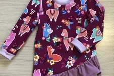 Makerist - Ma robe Flo en jersey tout doux - 1