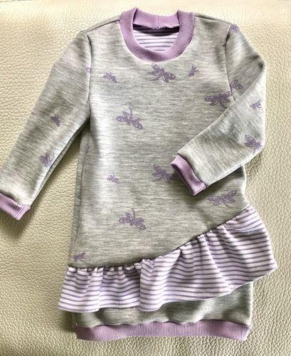 Makerist - Ma robe Flo en jersey tout doux - Créations de couture - 2