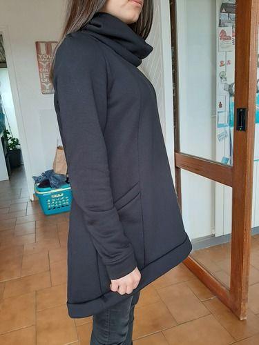 Makerist - Tunique Aya de l'usine à Bulle - Créations de couture - 2