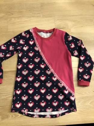 Makerist - Rüschenshirt für meine Enkelin - 1