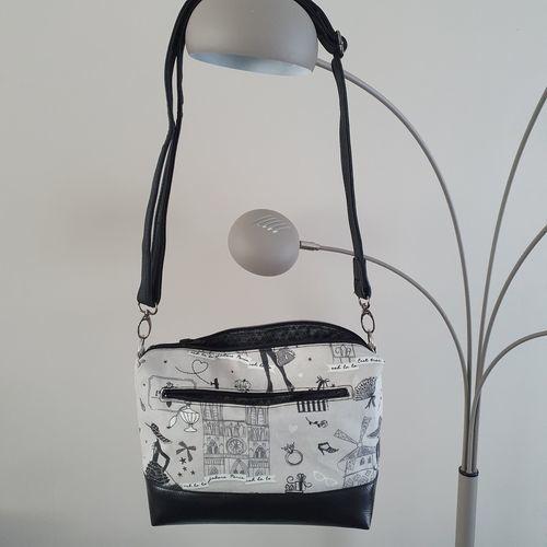 Makerist - sac sakura - Créations de couture - 2