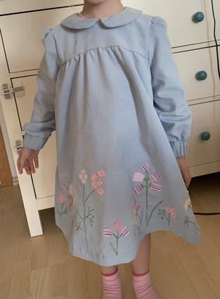 Makerist - Kleid Peppa - 1
