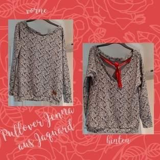 Makerist - Pullover Jenna aus Jaquard  - 1