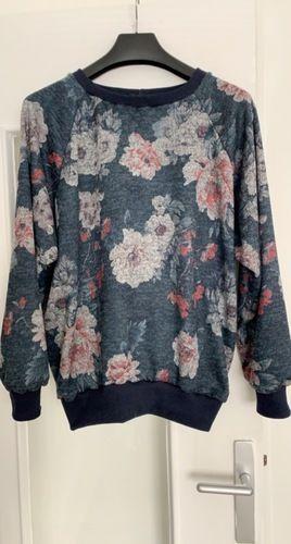Makerist - Sweat Romy Femme , cousu dans du jersey. - Créations de couture - 1