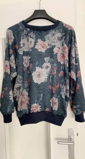 Makerist - Sweat Romy Femme , cousu dans du jersey. - 1