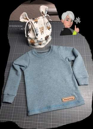 Mini Miez Baby Shirt