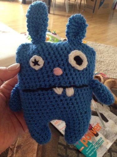 Makerist - Ugly bunny - Häkelprojekte - 1