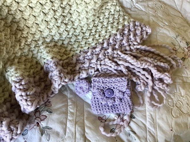 Makerist - April Child Bohemian Blanket  - Crochet Showcase - 1