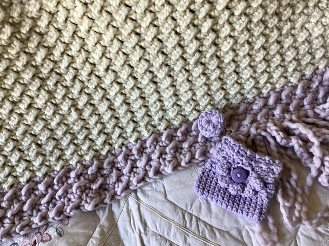 Makerist - April Child Bohemian Blanket  - Crochet Showcase - 3