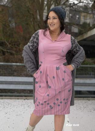 Makerist - Jerseykleid Laureen Gr. 34-46 - 1