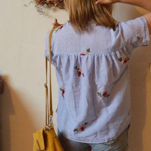 Makerist - Blouse Madame Suzy - Créations de couture - 2