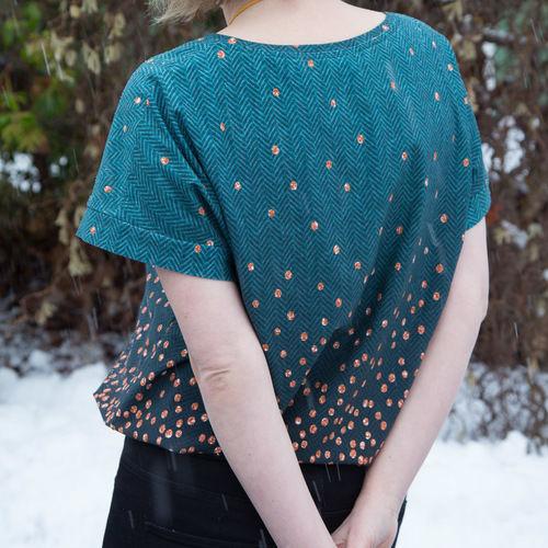 Makerist - Shirt COOL QUEEN - Nähprojekte - 2