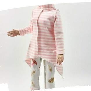 Makerist - Shirt Svenja - Jersey - für Nähanfänger*innen - 1
