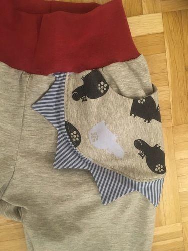 Makerist - Schlafanzug mit glow in the dark Jersey  - Nähprojekte - 3