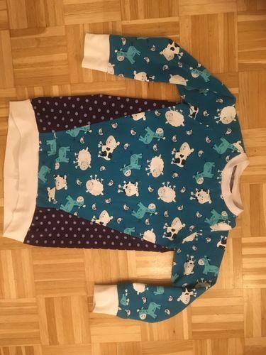 Makerist - Schlafanzug aus Resten - Nähprojekte - 2