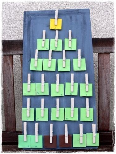 Makerist - Schnitzeljagd-Adventkalender - DIY-Projekte - 1