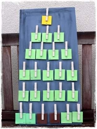 Makerist - Schnitzeljagd-Adventkalender - 1