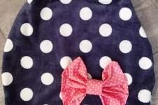 Makerist - Pucksack kuschelig weich für Prinzessinnen  - 1