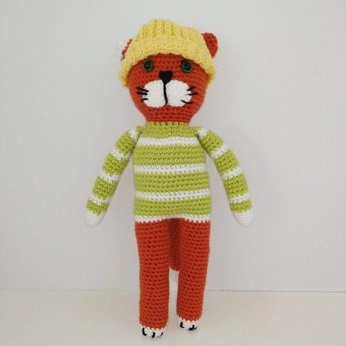 Makerist - Patapon le chaton - Créations de crochet - 1