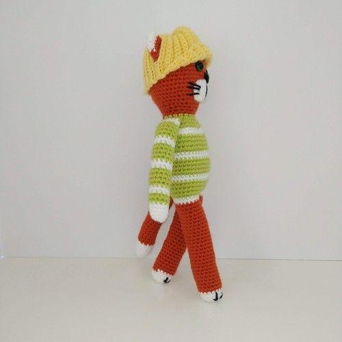 Makerist - Patapon le chaton - Créations de crochet - 2