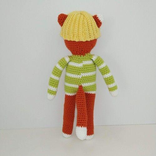 Makerist - Patapon le chaton - Créations de crochet - 3