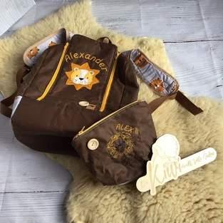 Löwenstarker Klappack