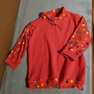 Shirt aus altem Poloshirt Herren