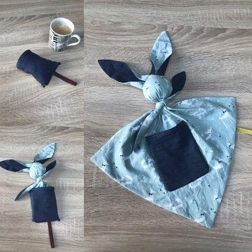 Makerist - Lapin Gabin - Créations de couture - 2