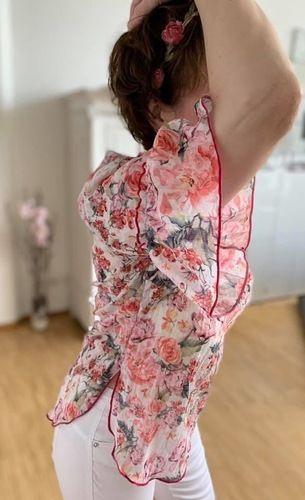 Makerist - Areia eine coole Bluse  - Nähprojekte - 1
