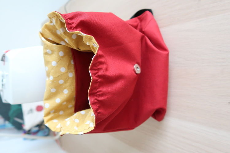 Makerist - Joli petit sac à dos - Créations de couture - 2