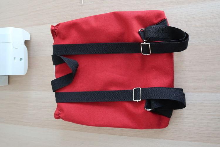 Makerist - Joli petit sac à dos - Créations de couture - 3
