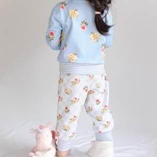 Makerist - Kinderschlafanzug Anna + Rüdiger - Jersey für Nähafänger*innen - 1