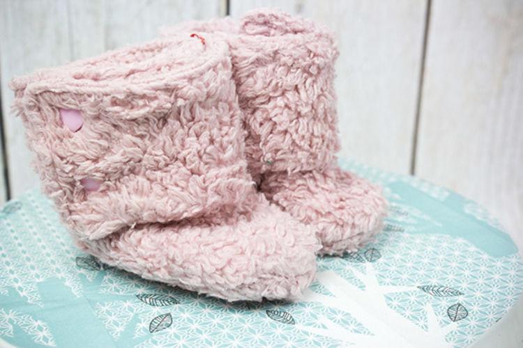 Makerist - Babyschuhe für den Winter: Meine Sammlung - Nähprojekte - 3
