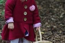 Makerist - Bildhübsch und mädchenlike aus Wollwalk  - 1