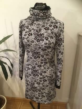 Sweat Kuschel Kleid