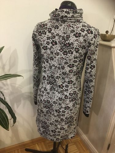 Makerist - Sweat Kuschel Kleid  - Nähprojekte - 3