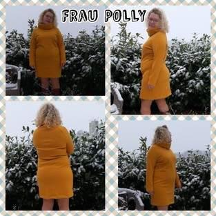 Makerist - FRAU POLLY aus Feinstrickjersey - 1