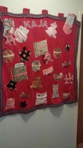 Makerist - Adventskalender für meine Nichte - Nähprojekte - 2