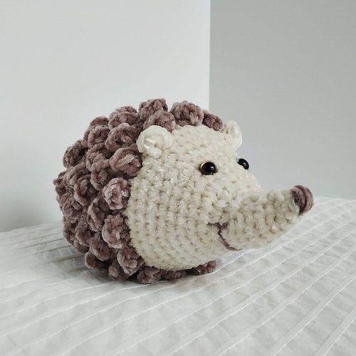 Makerist - Amigurumi hérisson mignon - Créations de crochet - 1