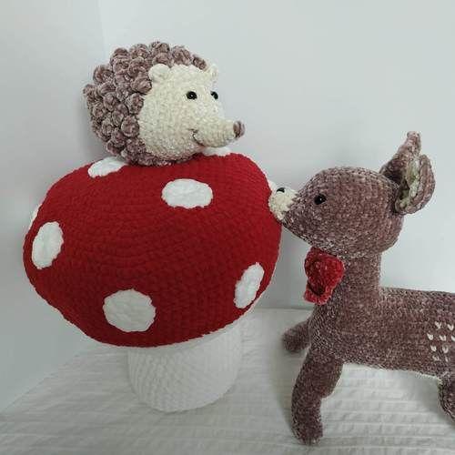Makerist - Amigurumi hérisson mignon - Créations de crochet - 3