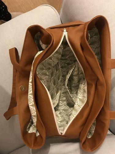 Makerist - Sac Merlin (grand) - Créations de couture - 1