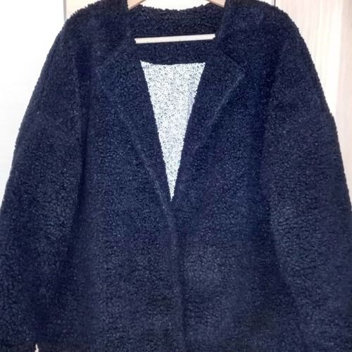 Makerist - Manteau Sylvette version courte en teddy  - Créations de couture - 1