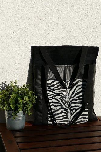 Makerist - Greta, der ideale Einkaufsbegleiter - Nähprojekte - 1