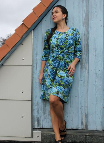 Makerist - Twisted Dress von Sewera - Nähprojekte - 1