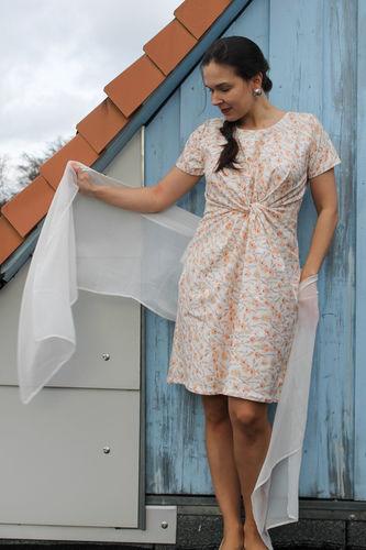 Makerist - Twisted Dress von Sewera - Nähprojekte - 2