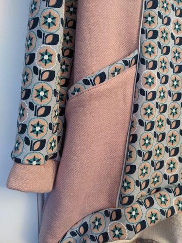 Makerist - Tunique Aya rétro - Créations de couture - 2